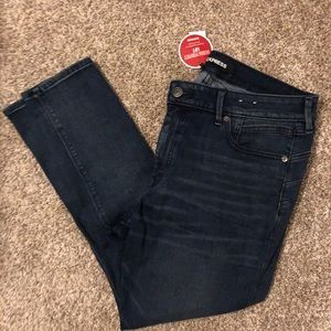 Express ankle legging skinny jeans 14 new